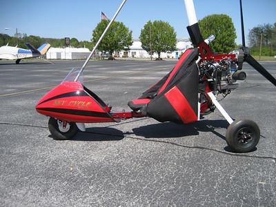 Skycycle 2007 edition