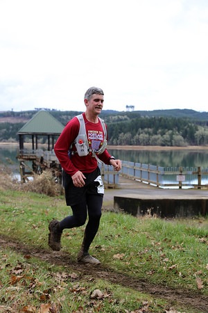 Hagg Lake 25K 2013 Josh Owen