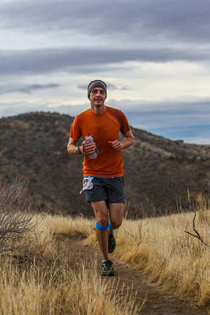 Foothills 50K Frenzy 2012