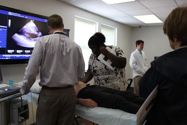 Ultrasound Institute Workshop July 2016