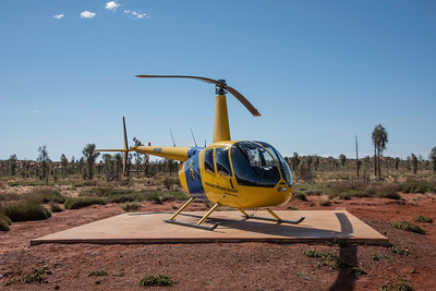 Uluru (Ayers Rock) and the Olgas