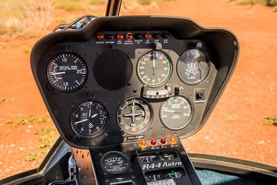 Uluru helicopter ride
