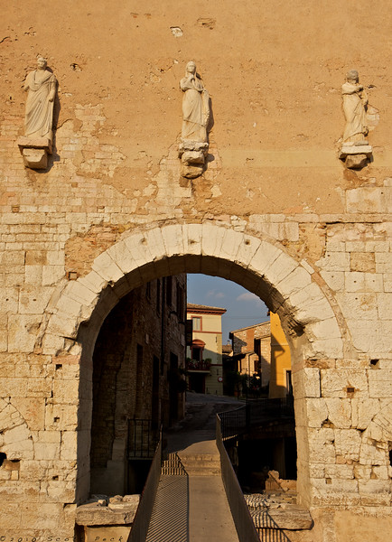 Roman Gate Spello