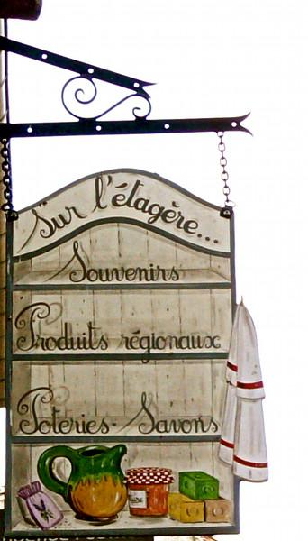 Enseigne Minerve (Hérault)