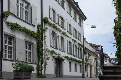 Bâle, Leonhardsgraben