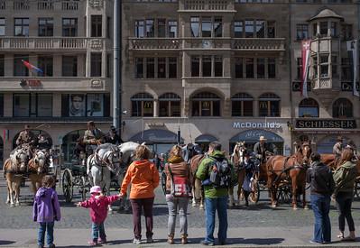 Bâle, Marktplatz