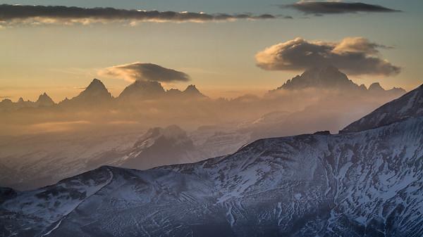 Montagnes indiennes