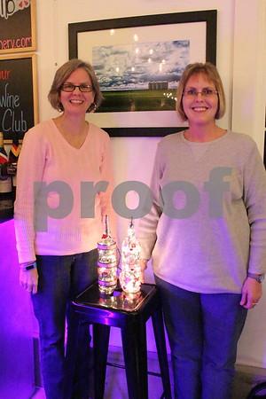 Pamela Otto and Terri Valline
