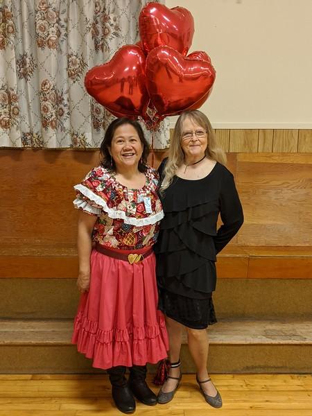 Ann Nabors, Lynda Mackey