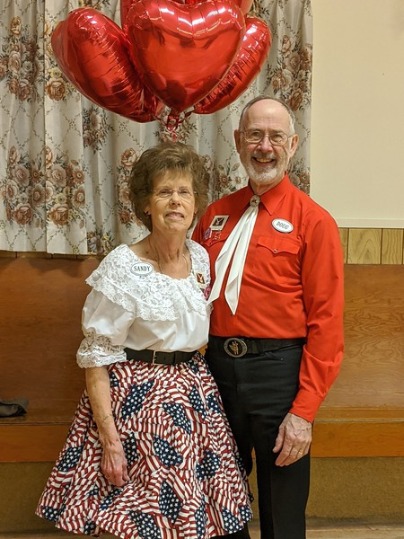 Sandy Anderson & Doug Schafer