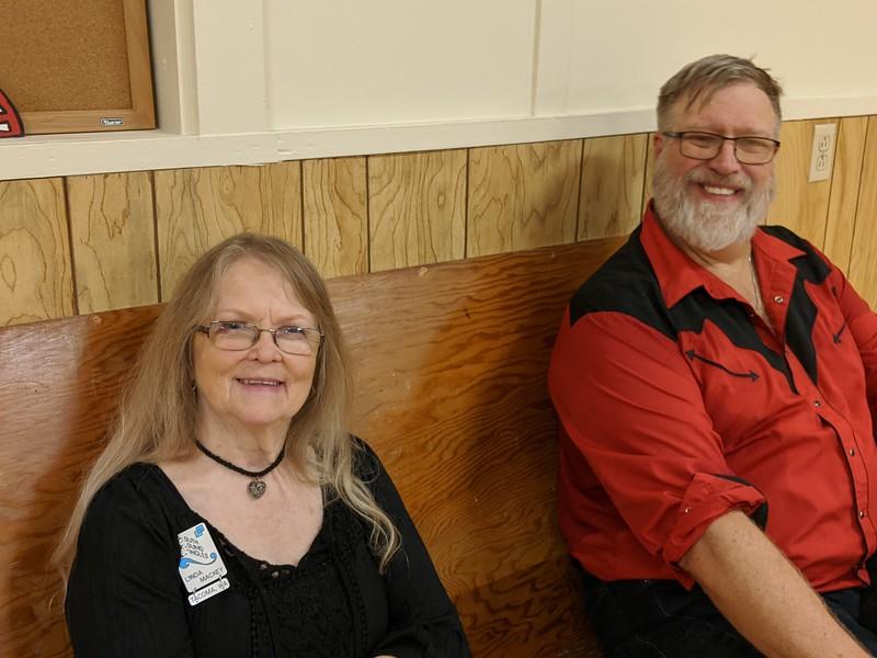 Lynda Mackey & Dave Scharpf