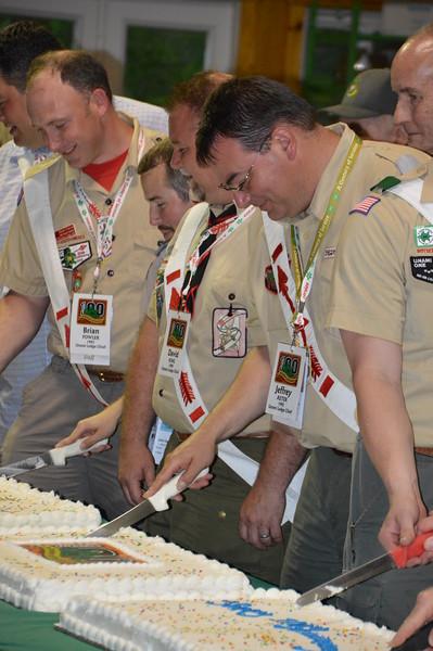 Unami Lodge 100th Anniversary 2015
