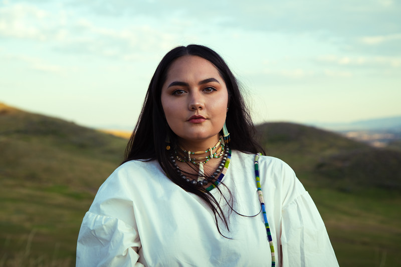 Chelsea James, White River Ute and White Mountain Apache Contemporary Artist, Talks About Gender Equality Within Native Nations
