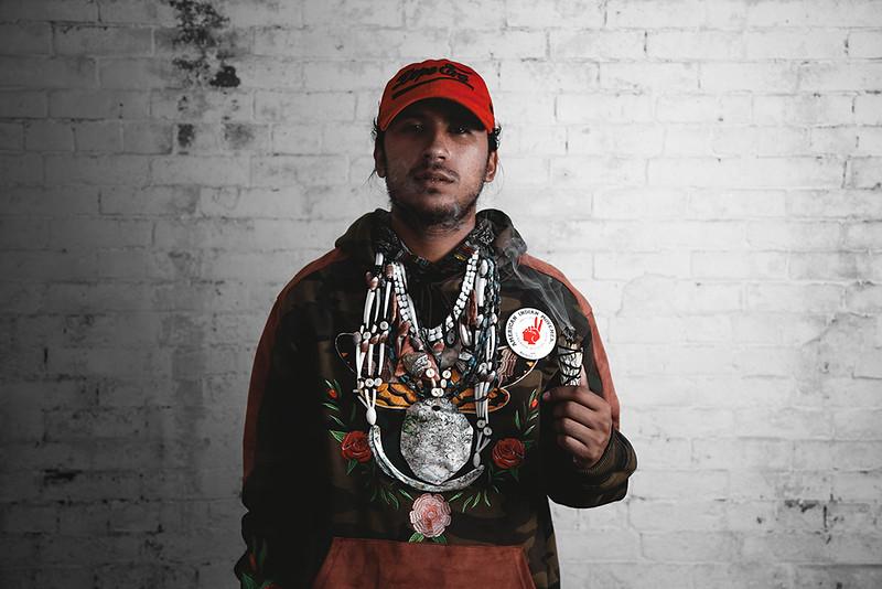 Anthony Sul, Ohlone Native