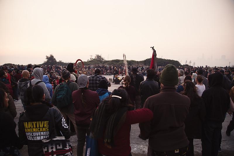 Indigenous People's Sunrise Ceremony