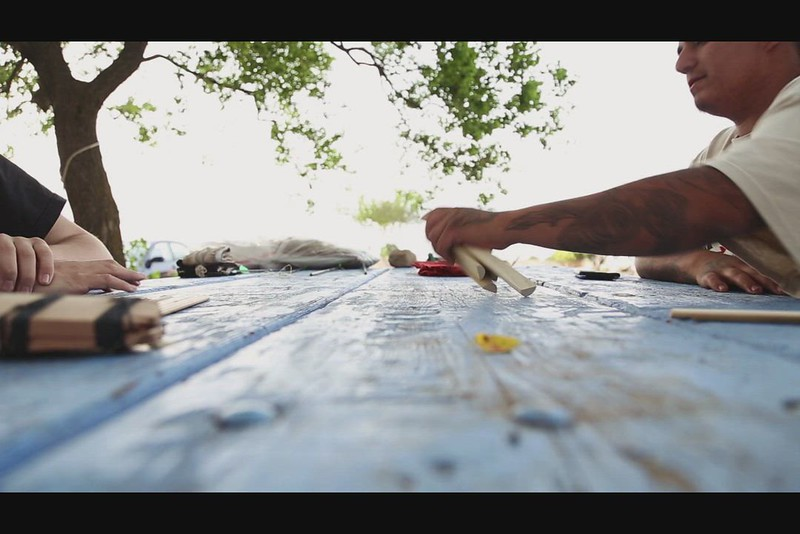 Stick Game (Video)