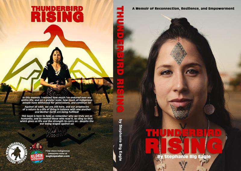 Rising Thunderbird Book