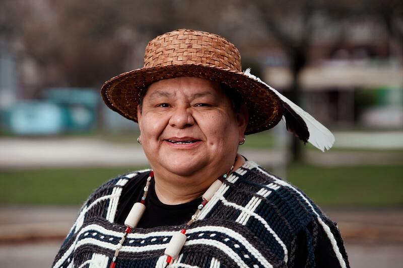 Joe Seymour, Squaxin Island and Pueblo of Acoma Artist, 47 Years Old