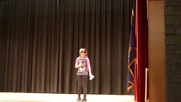 1.27.16 Sarahs School Performance