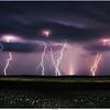 Flashy Lightning over 'de Ginkelse Hei' NL