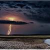 Lightning over 'Ginkelse Hei', Netherlands
