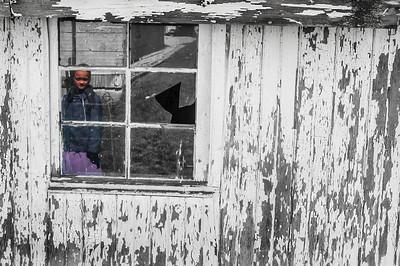 The Amish Girl (Portrait)