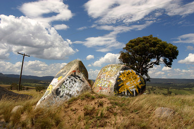 Somewhere near Rockley, 2006–32 x 48cm
