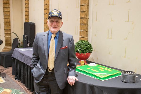 Tony's 90th Birthday Videos
