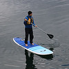 Paddle boarding (Richard)