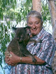 Pam and Koala