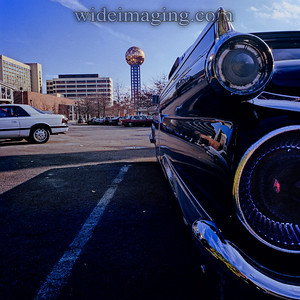Galaxie reflection and Sunsphere 1989