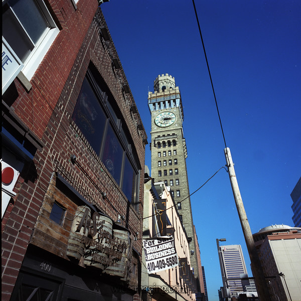 Bromo Seltzer Clock Tower
