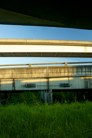 Under I-90