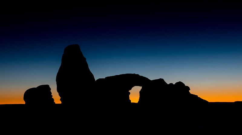Turret Arch, Utah