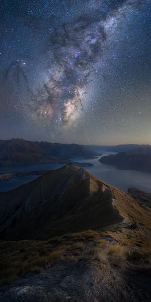 Ridge to the Stars