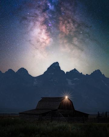 Moulton Starscape