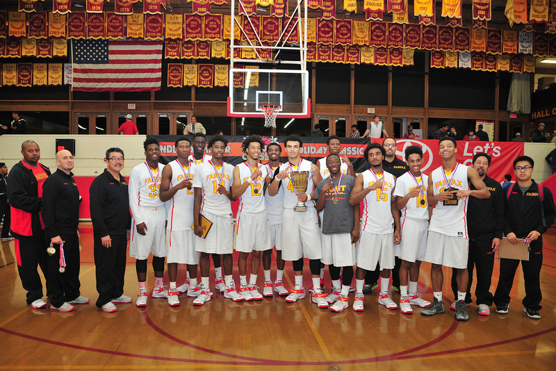 National Division Champions, 2014, Fairfax