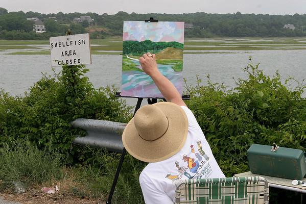 Pamet art class - July 2008