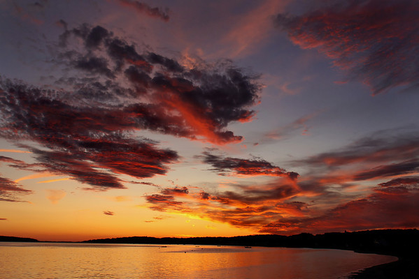 Sunset, Mayo Beach, Wellfleet