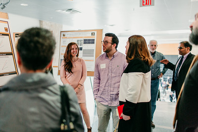 Bully Prevention Lab, Undergrad Research Poster Presentations, President Choi