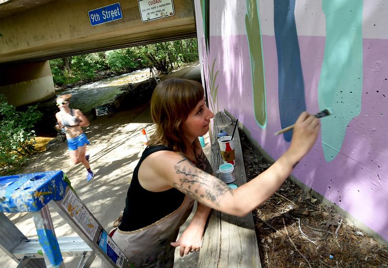 Boulder Creek Mural