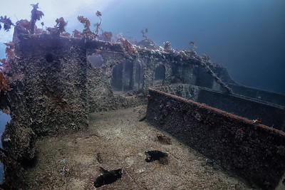 #9647  The wreck of D/S Spring, Askøy, Hordaland, Norway
