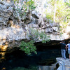 Chac Mool cenote #1 At the entrance - 2