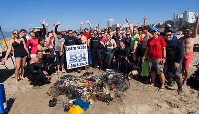 Underwater CleanUp Events