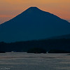Volcano (dormant) at Sunrise  LS 2006-808