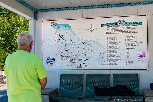 Map of Mermet Springs  _D859480