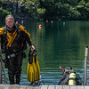Dave exiting at the Main Dive Dock after a fun dive   _D759460
