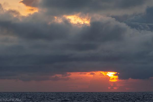 Dawn at Capitancillo Island  _DWA5784