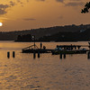 Sunset Indian Bay  _D855445
