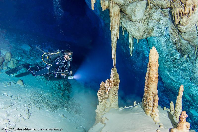 "South Crete / Sfakia. ""The Italian cave"""